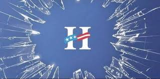 Glass Ceiling Shattered wHRC Logo