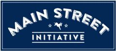 ODP - Main Street Initiative - Blue Logo