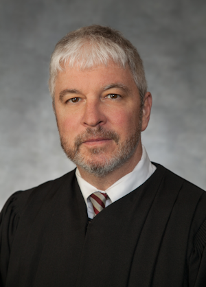 Judge Michael Donnelly - Photo